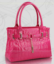 Pink luxury lady tote bag handbag