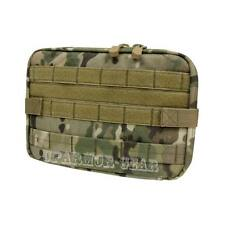 MULTICAM MOLLE Tactical Low Profile Tool Utility Accessory T&T Pouch CONDOR MA54