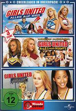 DVD-BOX NEU/OVP - Girls United - Alles auf Sieg / Alles oder Nichts / Again