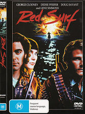 Red Surf-1989-George Clooney-Movie-DVD