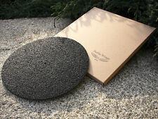 Plattenteller Auflage Matte Record Mat 4 mm ! Kork & Schwarz Naturkautschuk