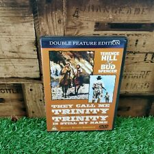 They Call Me Trinity / Trinity Is Still My Name - DVD Terence Hill - Bud Spencer