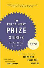 NEW PEN/O. Henry Prize Stories 2010