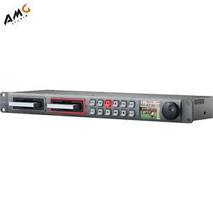 New Blackmagic Design HyperDeck Studio 2 LCD Monitor SD/HD/3G-SDI