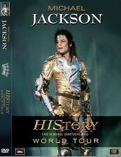 Michael Jackson HIStory tour live in BASEL DVD