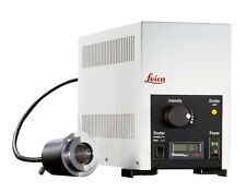 Fuente de luz de haluro de metal Mercurio Leica EL6000 fluorescencia Microscopio Con Montaje