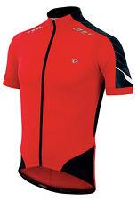 Pearl Izumi 2016 P.R.O. PRO In-R-Cool Bike Jersey True Red/Shadow Grey - Small