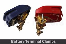 6V-12V Quick Release Battery Lift off Positive Negative Terminals Clamps /1925