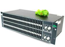 BSS FCS-960 High End Dual Mode Equalizer 2x 30 Band EQ Filter + /GEWÄHR/