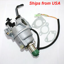 Carburetor Carb For A-iPower SUA6500E 5250 6500 Watt 389CC 13HP Gas Generator