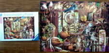 "2018 RAVENSBURGER 1000-PC PUZZLE Merlin's Laboratory 27"" X 20"""