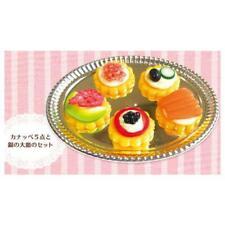 Toys spirits traditional english afternoon tea mascot capsule Miniature RARE No3