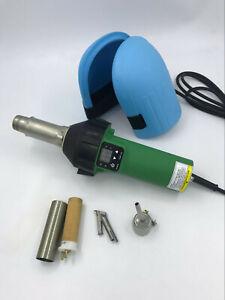 1600W digital Plastic welding Gun/Plastic welder/Hand held hot air gun