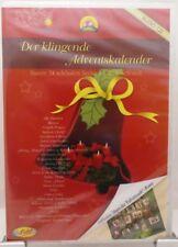 Weihnachten Volksmusik CD Der klingende Adventskalender 24 stimmungsvolle Lieder