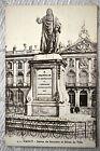 """CPA """" NANCY - Statue de Stanislas et Hôtel de Ville"""