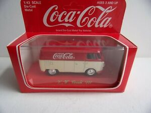 Solido VW Combi 1966 Coca Cola 1/43