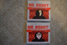 Mr. Robot Vol. 1 and Vol. 2 Soundtracks/Scores - Mac Quayle - With Slipcovers
