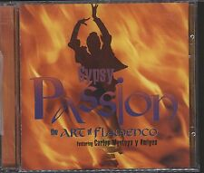 Gypsy Passion the Art of Flamengo CD