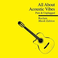 ALL ABOUT-RECLAM MUSIK EDITION 4 ACOUSTIC VIBES  CD NEU