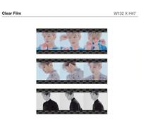 KANG DANIEL - 1st MINI ALBUM COLOR ON ME CLEAR FILM