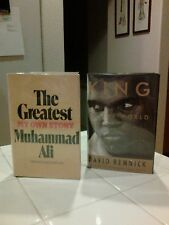Muhammad Ali - The Greatest, My Own Story & King of The World