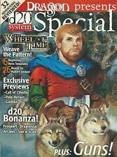 D&D 3rd Ed Dragon Magazine Annual #6 Dragon Presents D20 Special Edition  FS