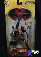Superman Batman 1 Public Enemies METALLO 6in Action Figure DC Direct