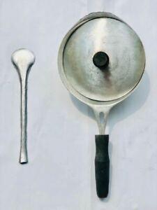 Hopper pan