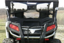 Back Panel w/ Vinyl Window ~ CF MOTO ZForce 600 Z6 UTV Enclosures ~ 3 Colors