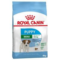 Royal Canin Mini Puppy Dog Food Dry Mix, for up to 10 Months or Small Adult, 4kg