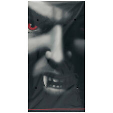 Plastic Table-cover Vampire Halloween Party Tableware Disposable Decoration
