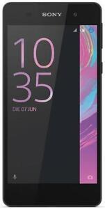 Sony Xperia E5 F3311 16GB - 13MP ''5'' Wihte Black Unlocked Smartphone