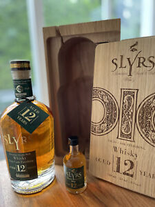 2007 Slyrs Whisky 43% Islay Cask Finishing 12Jahre Limitiert 524/972 in Holzbox