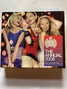 The Annual 2008 - Various Artists (CD) (2007)