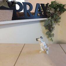 Lladro Dalmatian Dog # 1262 L@K! Rare! Mint Condition Fast Shipping!