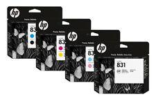 4x Cabezal de impresión HP látex 310 330 360 / nr. 831 cz677a cz678a-cz680a