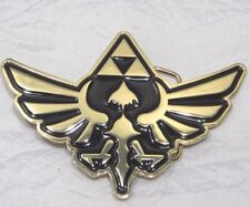 Zelda Gold Crest BELT BUCKLE