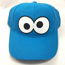 Cookie Monster 'Googly Eyes' Baseball Cap - Toddler/Kids Size - Blue