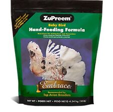 Zupreem Embrace Hand-Feeding Formula for Baby Birds (5 lb)