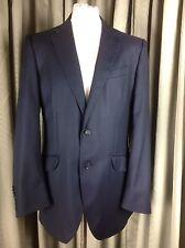 Hackett London Super 130s Blue Jacket Blazer 42L