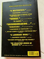 Watchmen Hardcover Alan Moore Dave Gibbons Classic!