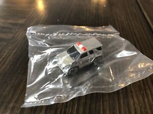 2020 2021 Micro Machines Series 3 blind bags RARE Chrome Command SUV #0166