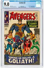 The Avengers #28 (May 1966, Marvel Comics) CGC 9.0 VF/NM | Collector, Giant-Man
