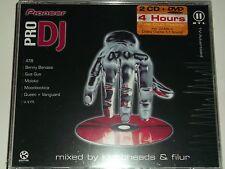 Klubbheads + Filur  Pioneer Pro DJ  Split-2-CD + 1 DVD NEU / noch in Folie
