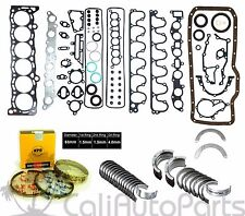 82-84 TOYOTA SUPRA CRESSIDA 2.8L DOHC 12V 5MGE L6 FULL SET ENGINE *RE-RING KIT*