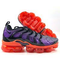 Nike Air Vapormax Plus Voltage Purple Black Red 924453-500 Men's 7.5-13