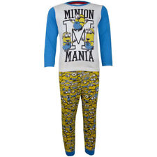 Minions Pyjamaset Nachtwäsche