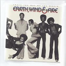 EARTH WIND & FIRE empty That's The Way Of The World PROMO box f JAPAN mini lp cd