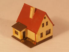 Vintage N Scale Building Vollmer Settlement House # 7701