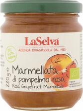 (1,36 EUR/100 g) LaSelva Rosa Grapefruit Marmelade vegan bio 220 g